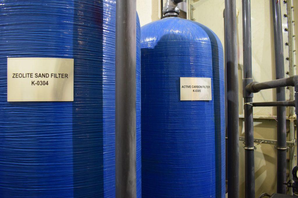 خدمات تصفیه آب صنعتی